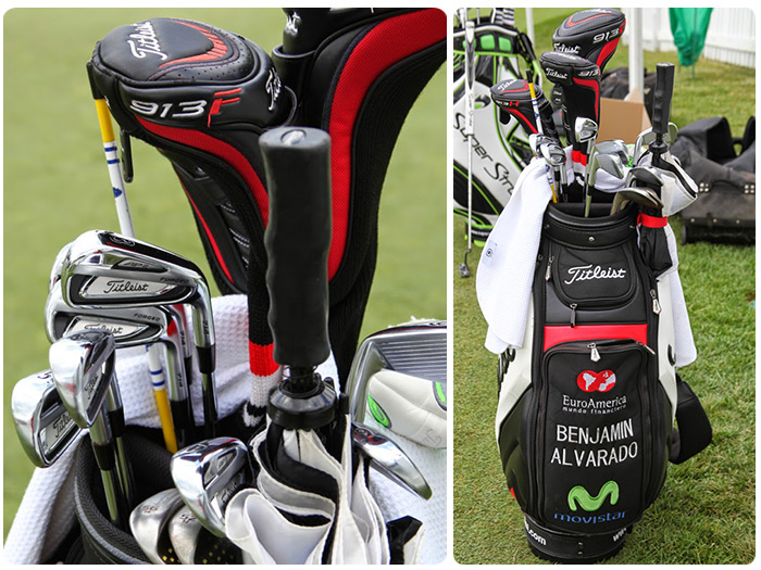Pictures Of Pga Tour Bags