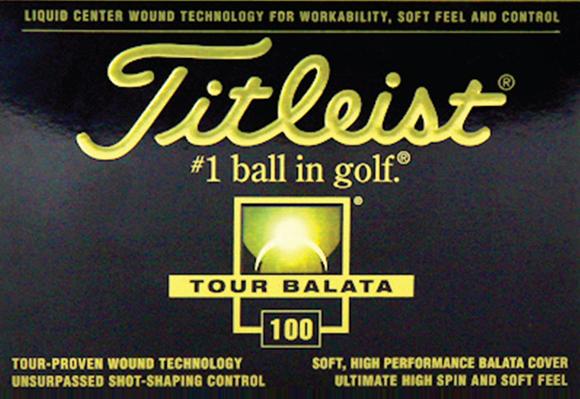 1993 타이틀리스트의 명성을 이어갈 최초의 투피스 볼인 HVC볼이 선보이다.