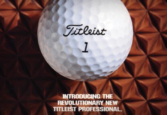 1994 최초로 우레탄 커버를 사용한 투어볼인 타이틀리스트 프로페셔널이 소개된다.